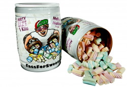 Marshmallow Party-Fass